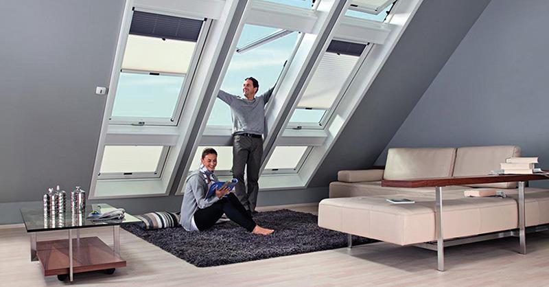 Dachfenster Rollo Großraum Düsseldorf
