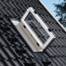 Dachausstiegsfenster von Velux & Roto