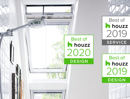 "May Dachfenstertechnik gewinnt ""Best of Houzz-Award"" 2019 & 2020"