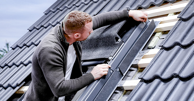 May Dachfenstertechnik feiert Jubiläum. Dachfenster Montage