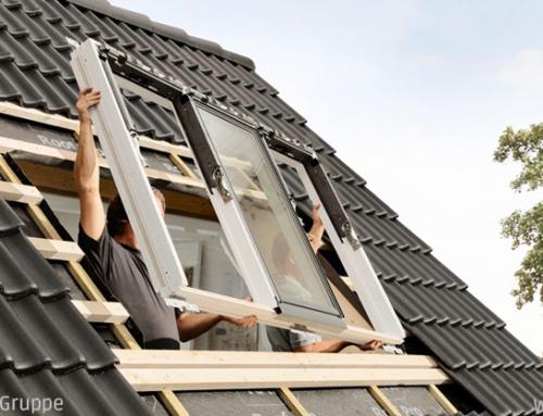 Der Dachfenster-Austausch